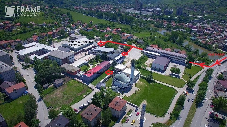 STATISTIČKI PODACI: Masovna posjećenost sadržajima i programima JU KSC Kakanj u toku 2015/2016.