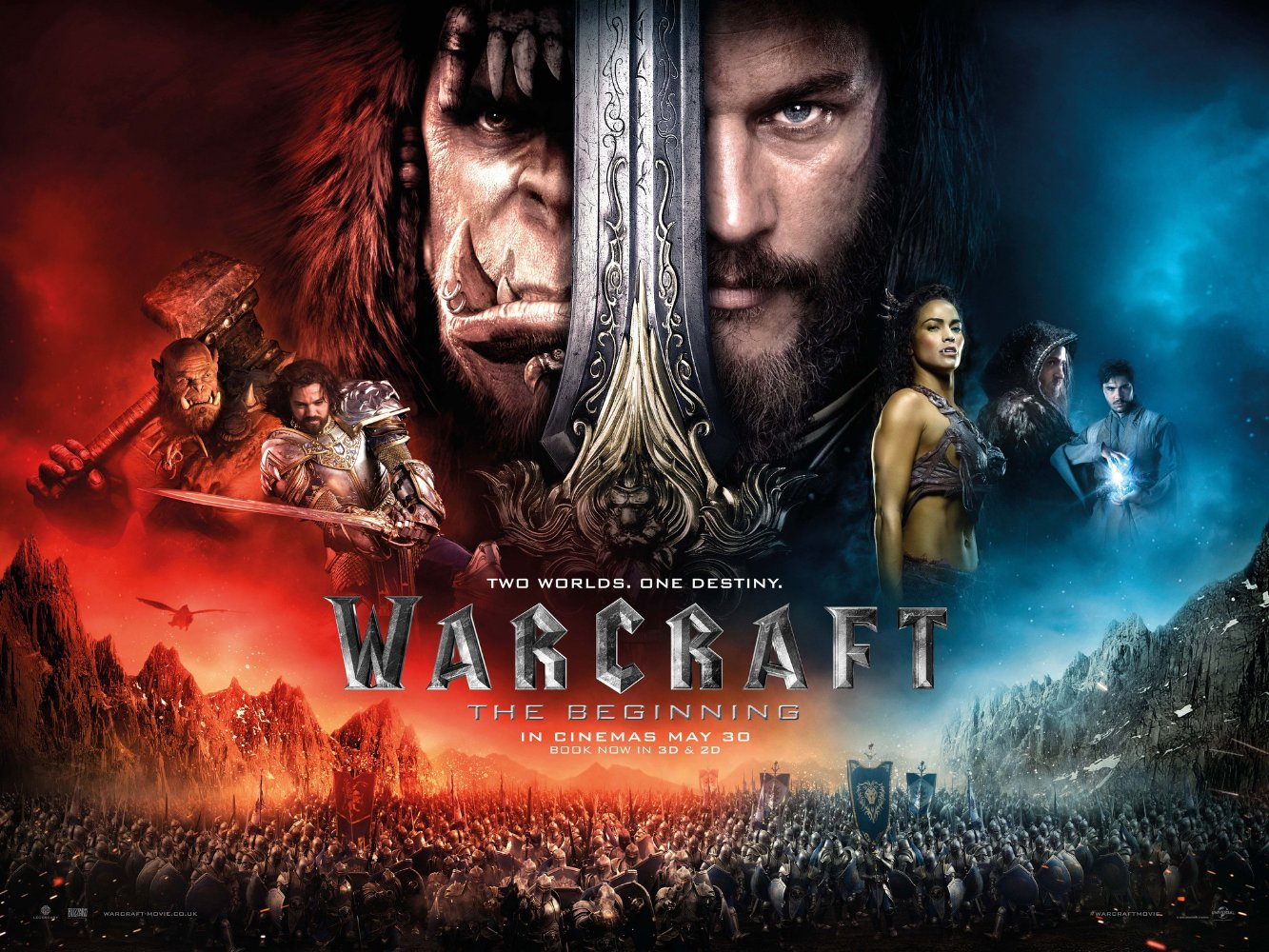 "SRETNI DOBITNICI ULAZNICA ZA FILM ""POČETAK"" (WARCRAFT: THE BEGINNING)"