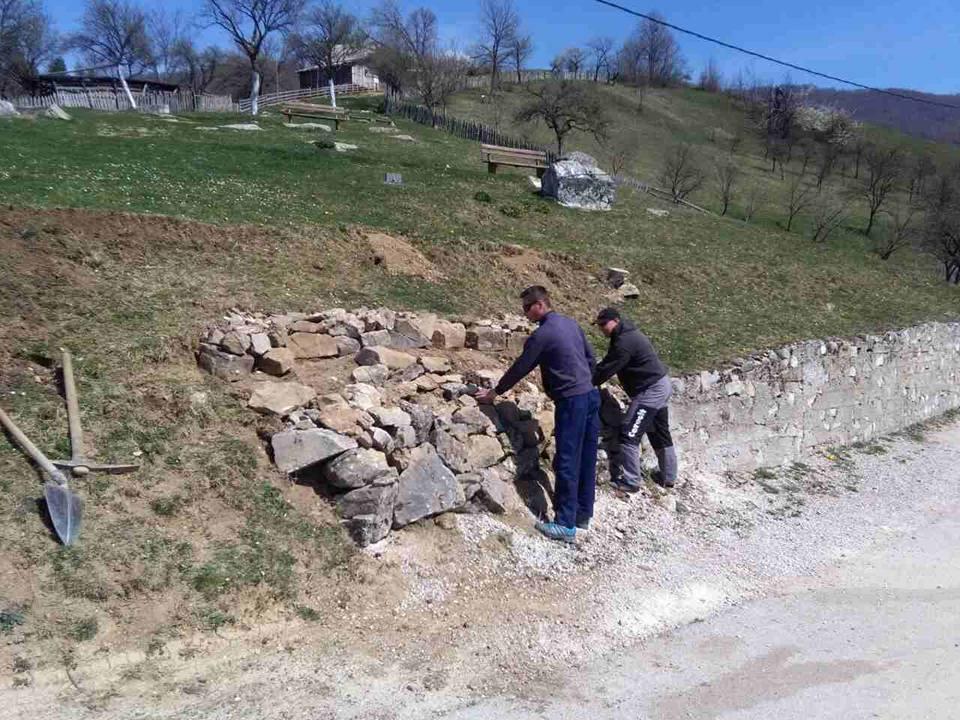 Počeli radovi na nekropoli stećaka u selu Nažbilj kod Kaknja