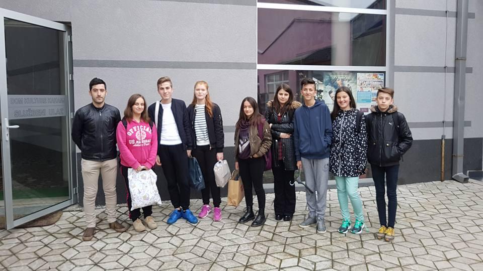 """Predstava """"DNK"""" danas učestvuje na FSDS u Konjicu"""