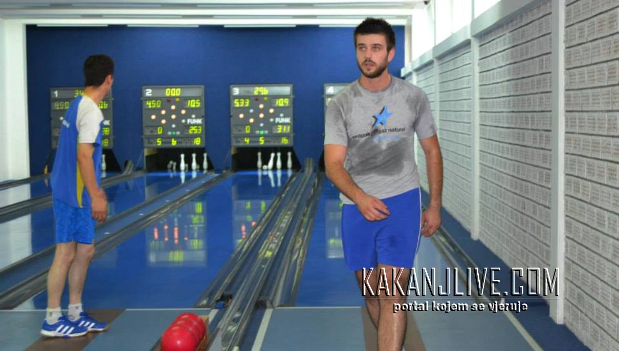 Ovog vikenda u kuglani JU KSC Kakanj održava se Državno prvenstvo BiH u kuglanju