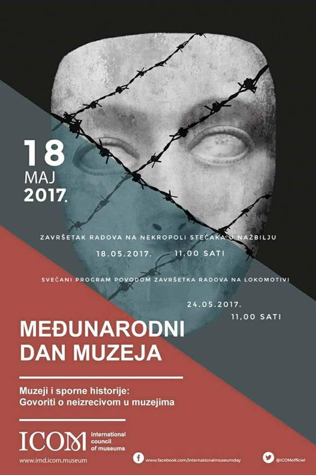 Muzej Kaknja i ove godine učestvuje u obilježavanju Međunarodnog dana muzeja i Evropske noći muzeja