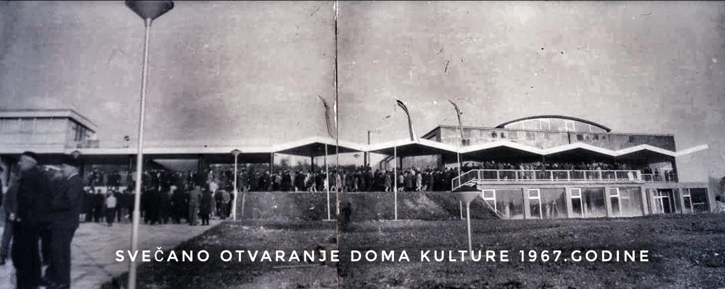 Danas Dom kulture Kakanj slavi svoj 52. rođendan