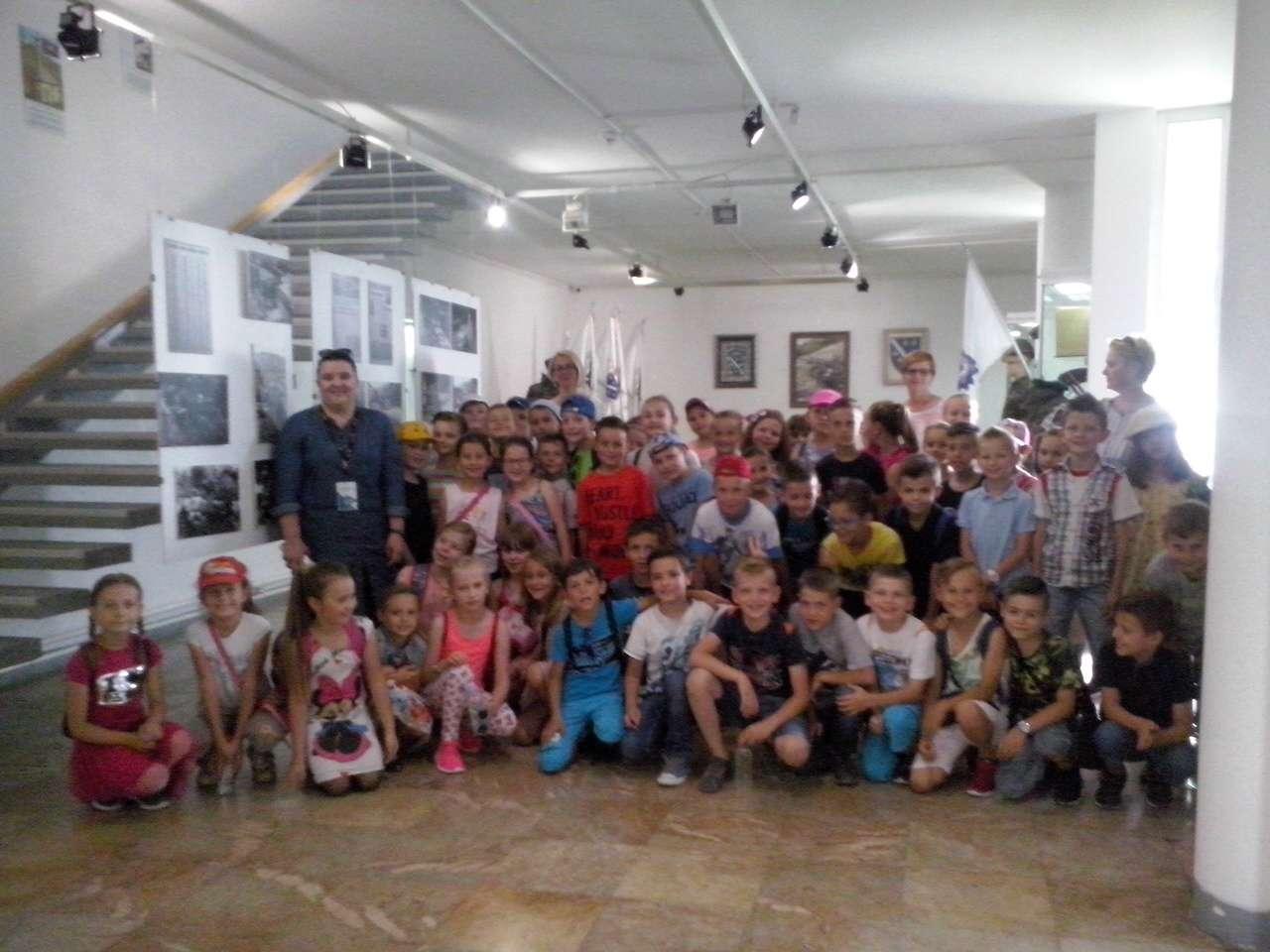 Završetak školske godine obilježen obilaskom Muzeja