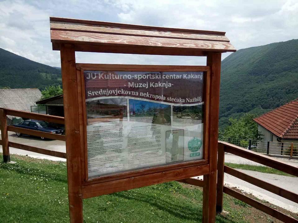 Na području općine Kakanj poznata 71 nekropola sa stećcima