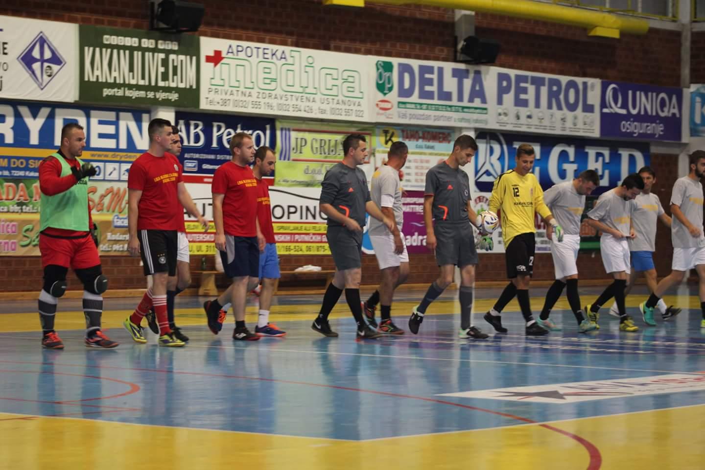 MZ Brnj, MZ Pope, MZ Tršće i MZ Varda su ekipe koje su danas odnijele pobjedu – Liga MZ Kakanj
