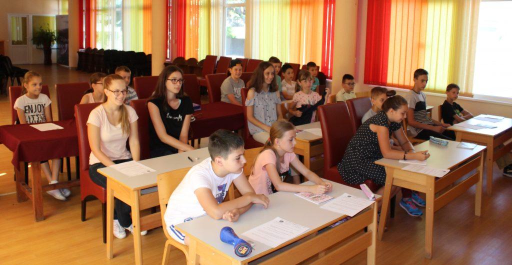 JU KSC Kakanj će organizovati kurs engleskog jezika za učenike prvog i drugog razreda osnovne škole – Aktivnosti u toku