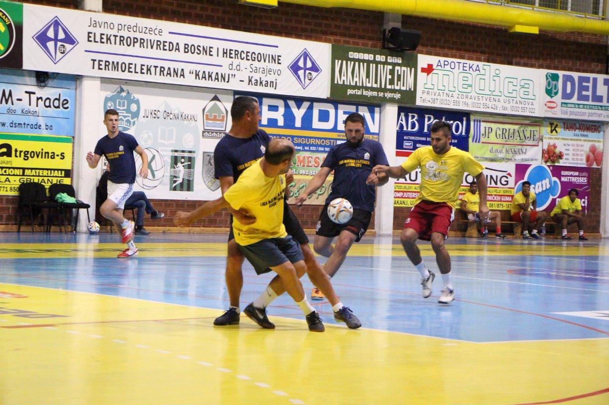 LIGA MZ – Odigrane polufinalne utakmice po grupama / Detaljan izvještaj
