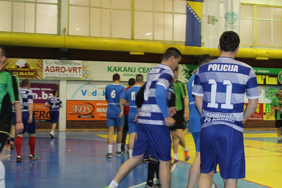 """Detaljniji izvještaj za prvi dan takmičenja u malom nogometu """"Biznis liga Kakanj 2019"""""""