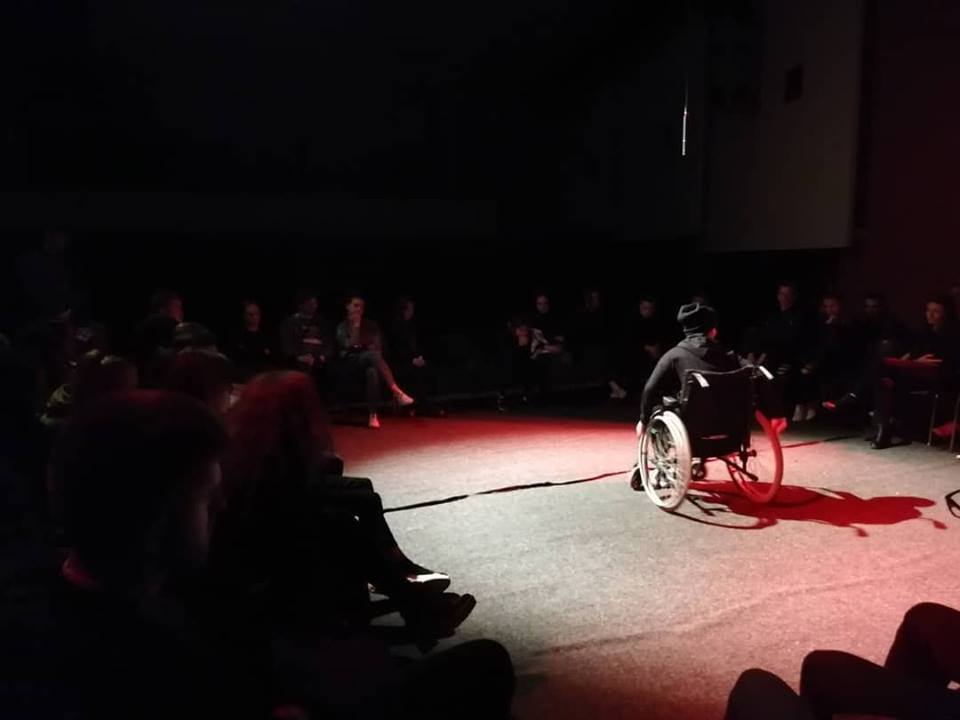 U okviru 17. Festivala srednjoškolskog dramskog stvaralaštva izvedene dvije predstave iz Kaknja