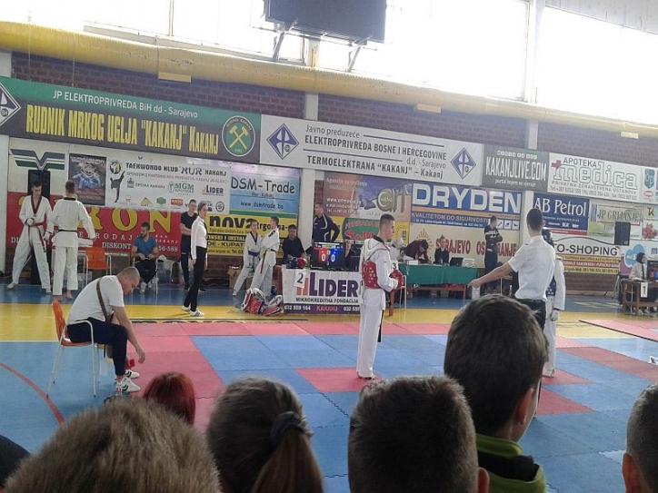 Federalno taekwondo prvenstvo u subotu u Sportskoj dvorani KSC Kakanj