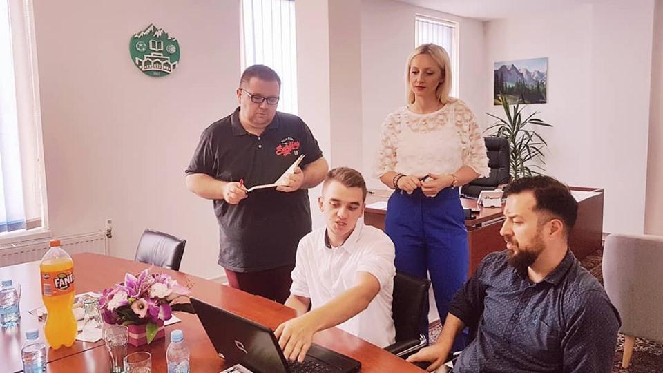 Uskoro interaktivna web platforma KSC online koja će čitav fokus usmjeriti na interakciju sa korisnicima i posjetiocima sadržaja JU KSC Kakanj