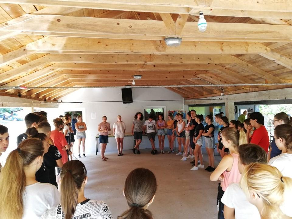Polaznici Škole glume učestvuju na Omladinskom pozorišnom kampu i festivalu AGON