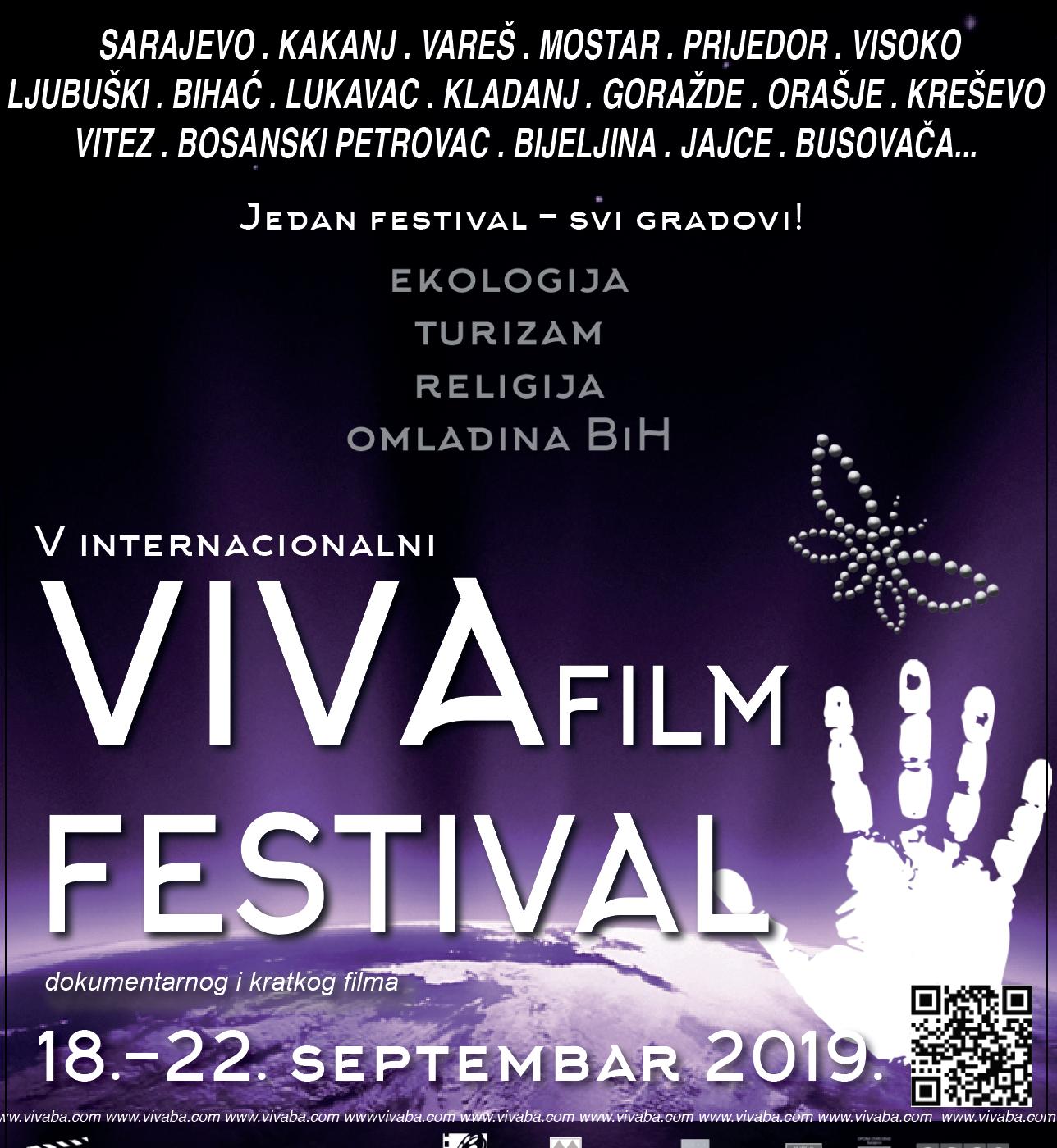 Viva film festival u Kaknju od 18. septembra