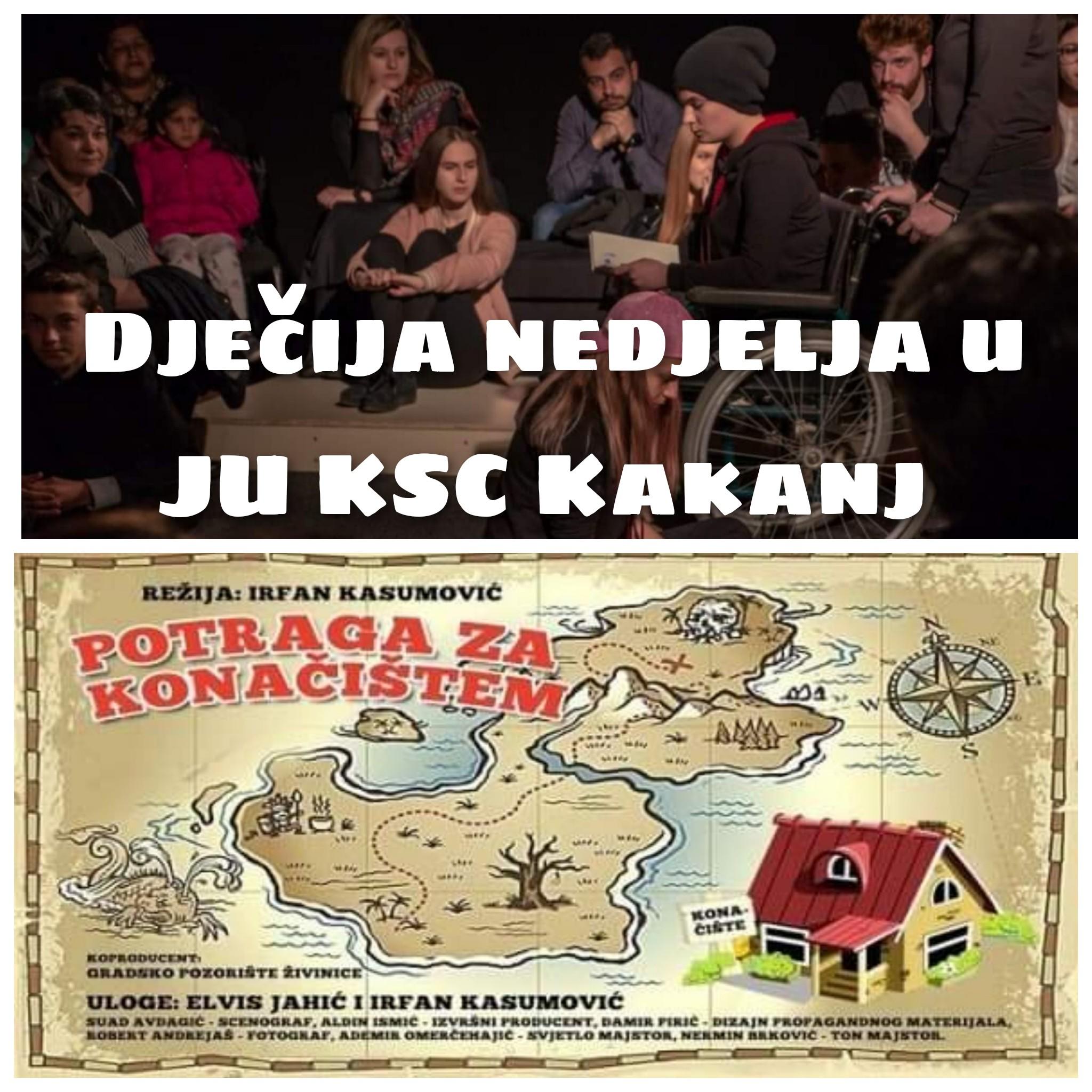 """""""Dječija nedjelja"""" u JU KSC Kakanj – Pogledajte šta smo vam pripremili"""