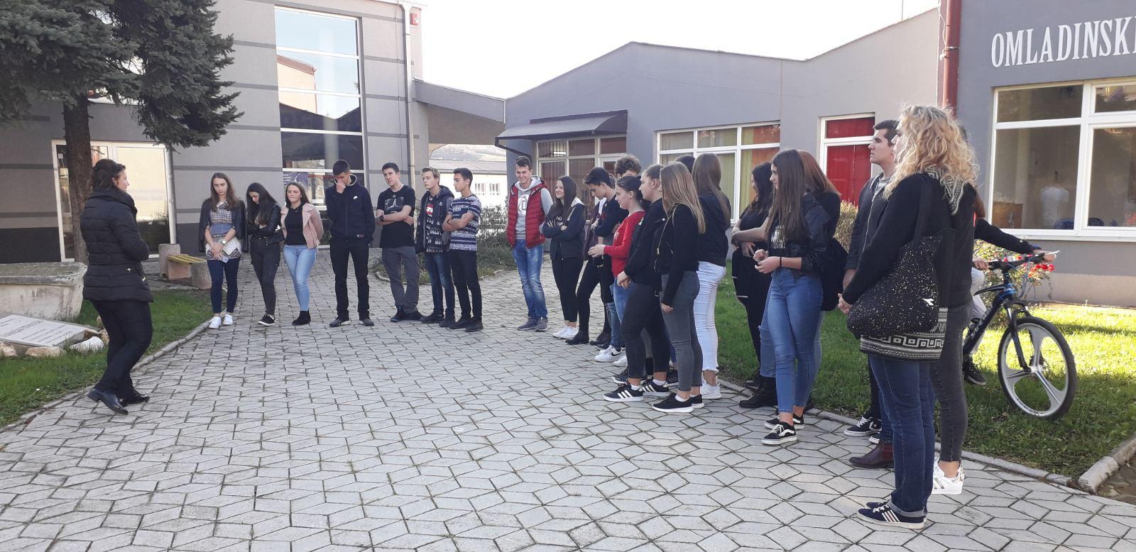 Organizirane đačke posjete – Učenje uz muzejske eksponate