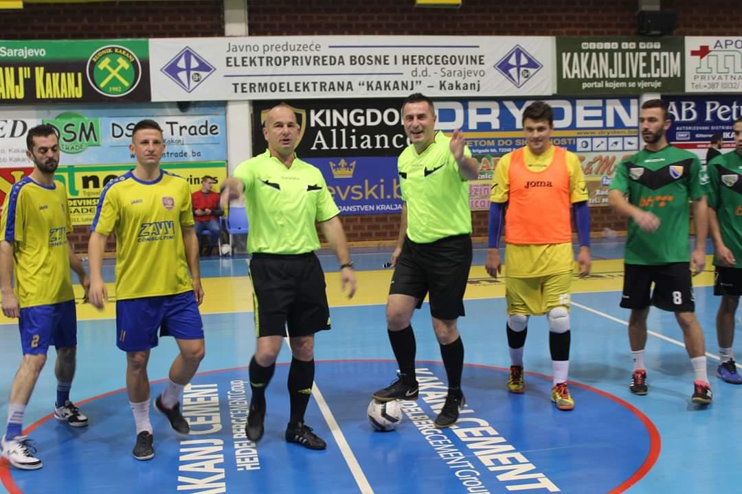 """Četvrti dan Novogodišnjeg turnira u malom nogometu """"Kakanj 2019"""" – Rezultati"""