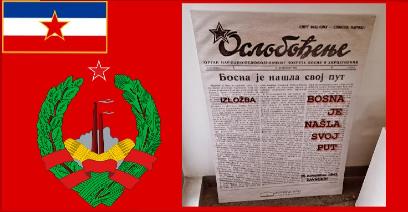 """Izložba u povodu Dana državnosti BiH """"Bosna je našla svoj put"""""""