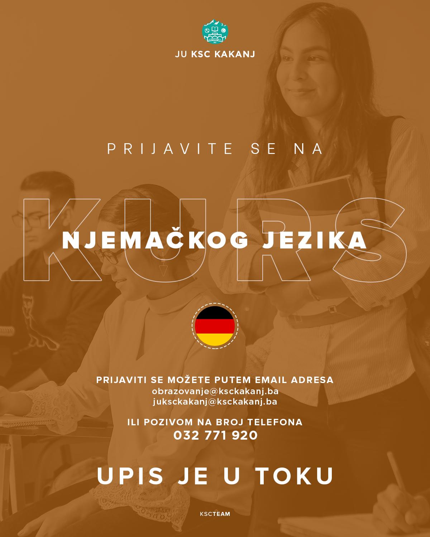 Počele su prijave na kurs njemačkog jezika – Odgovorili smo na vaša najčešća pitanja