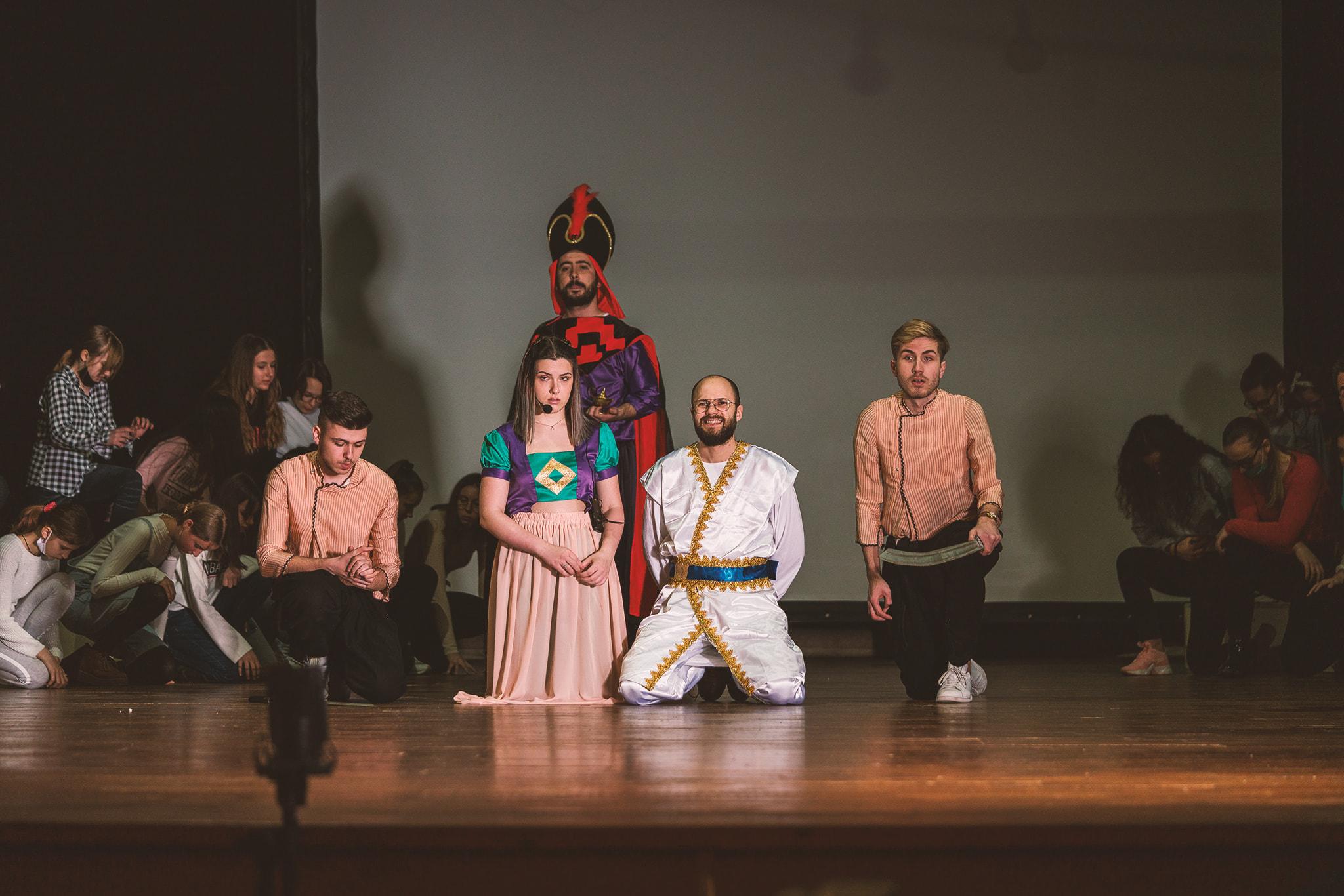 """Ulaznice za mjuzikl """"Aladdin"""" od sutra u prodaji"""