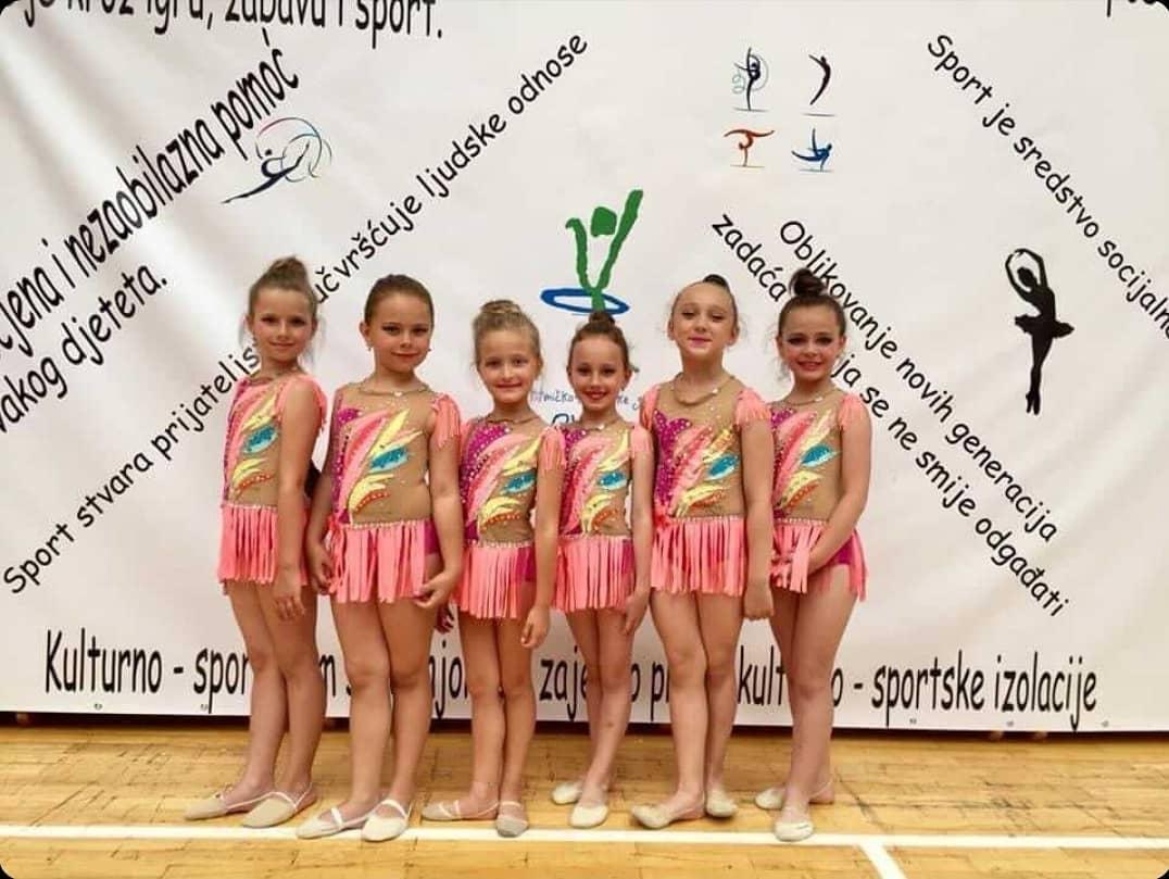 Klub ritmičke gimnastike – obavještenje za roditelje i polaznice