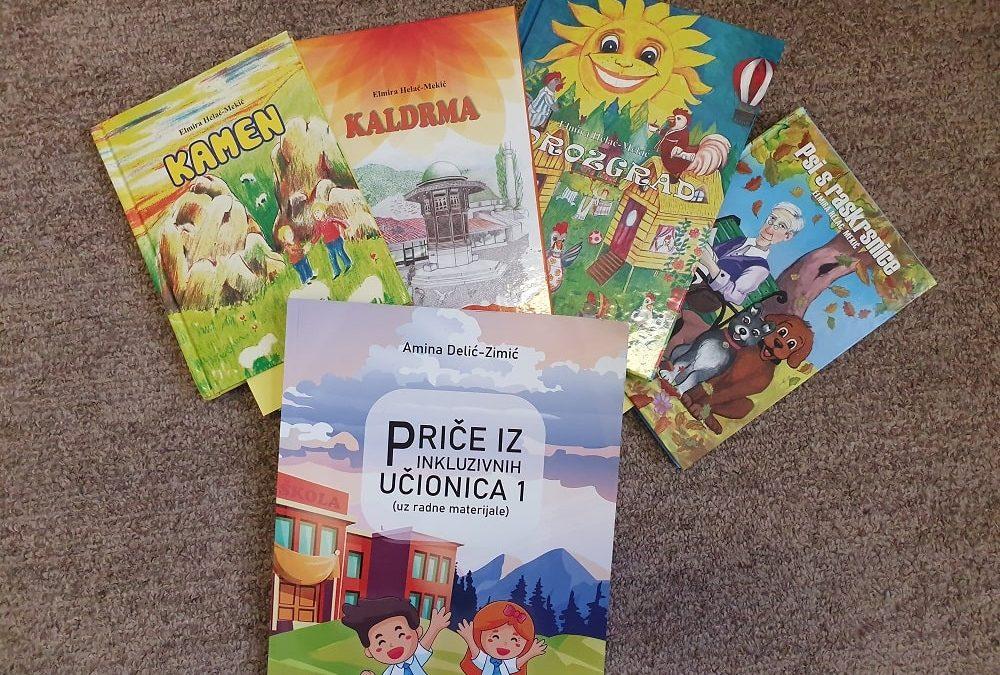 KD2021: Multimedijalna promocija romana za djecu