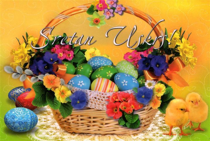 cestitke za uskrs ČESTITKA ZA USKRS | KSC Kakanj cestitke za uskrs