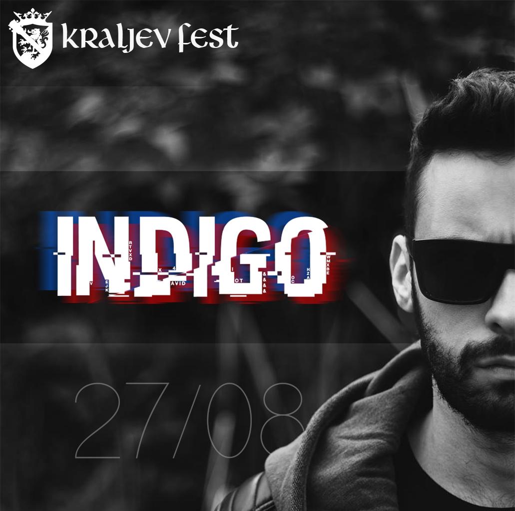 """""""KRALJEV FEST 2016."""": DJ INDIGO U SUBOTU NASTUPA U KAKNJU"""