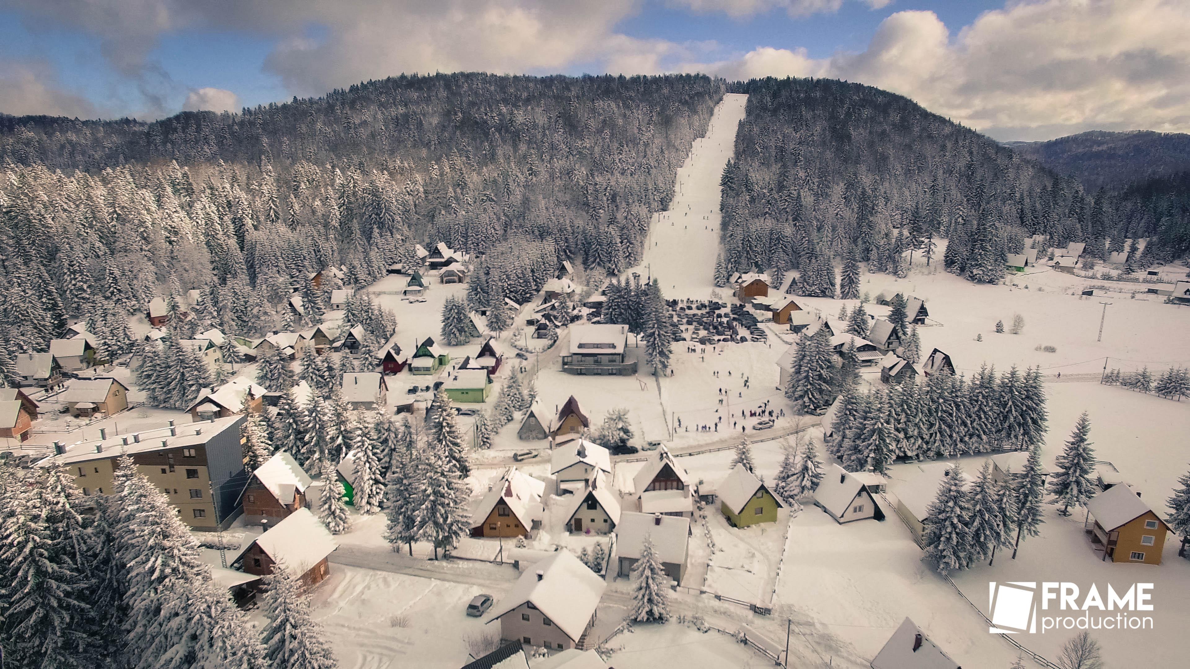Ski centar Ponijeri: Raspored rada ski lifta za narednih sedam dana