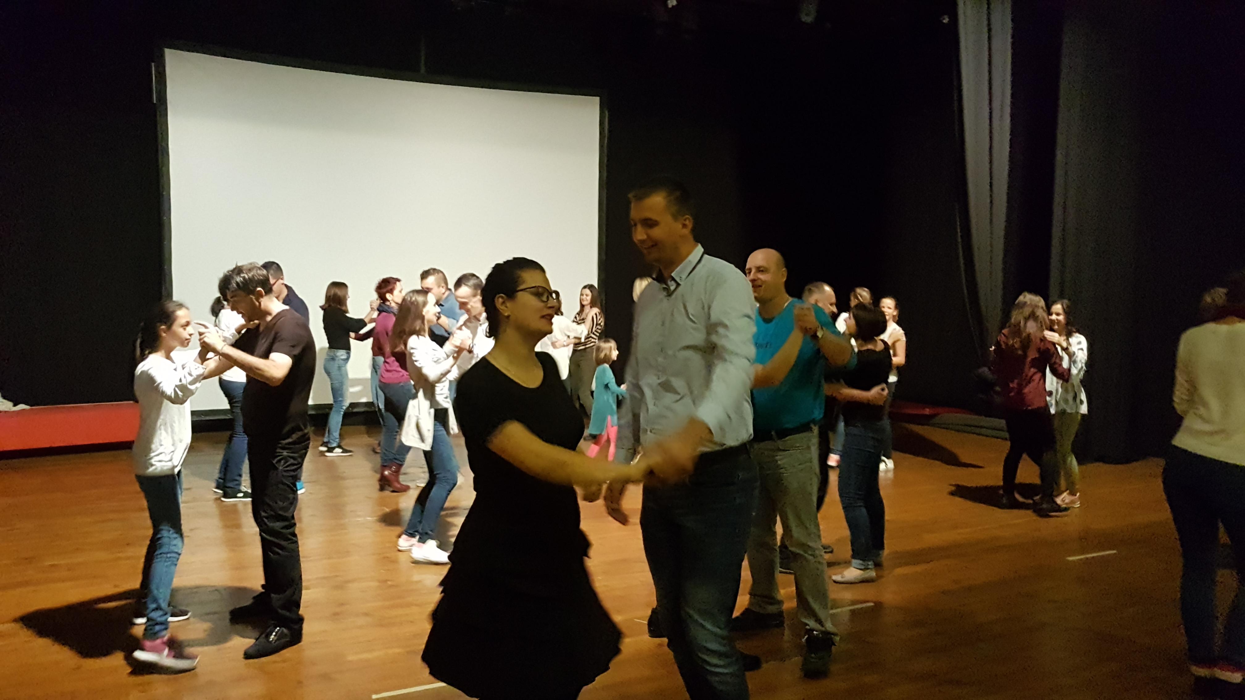 Večeras Škola plesa u Domu kulture – OBAVIJEST ZA POLAZNIKE