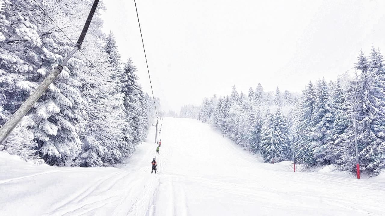 Winter Fairytale: Danas smo uživali u dnevnom skijanju na Ponijerima – Organizovana i Škola skijanja