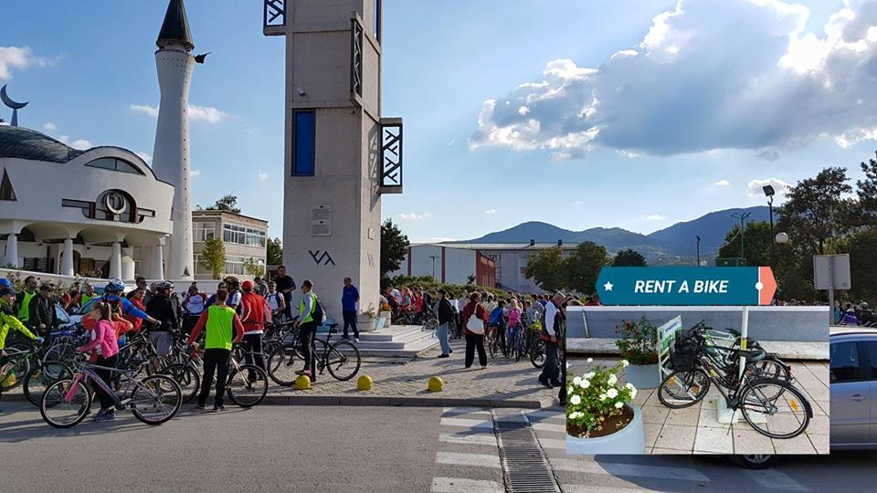 Dolaskom toplijih i sunčanih dana JU KSC Kakanj ponovo iznajmljuje bicikla po veoma pristupačnim cijenama