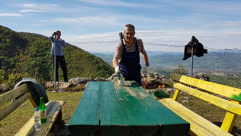 JU KSC Kakanj sutra organizuje akciju čišćenja i uređenja lokaliteta Ivničko-zagradske gradine