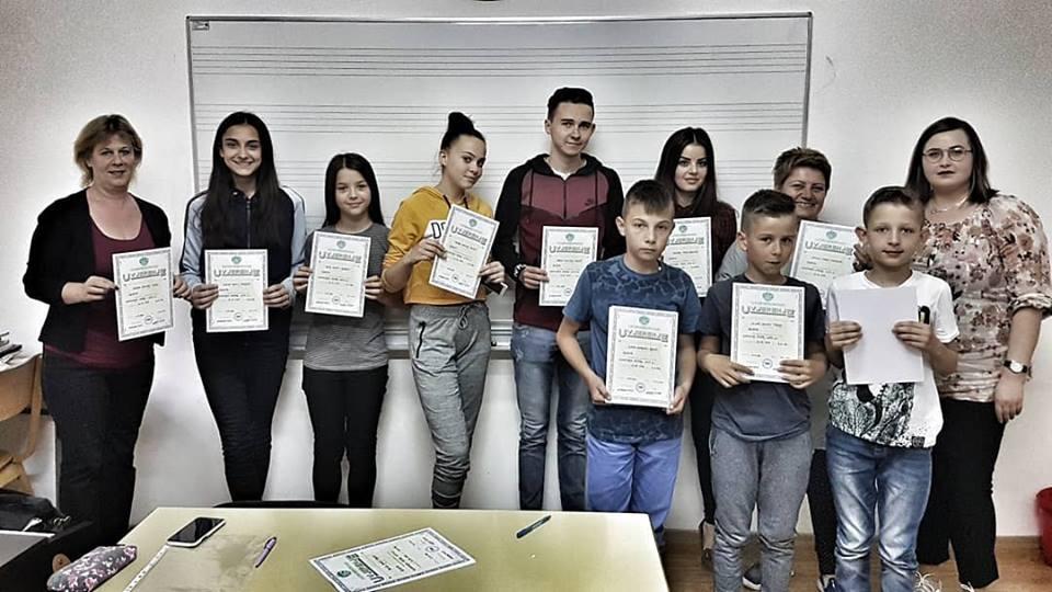 Poziv za prijavu na kurs engleskog jezika u JU KSC Kakanj