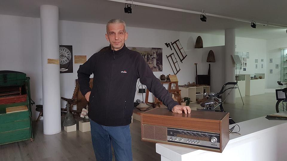 Naš sugrađanin Šefik Silajdžić aktivno sudjeluje u bogaćenju muzejskih zbirki i stalnih postavki