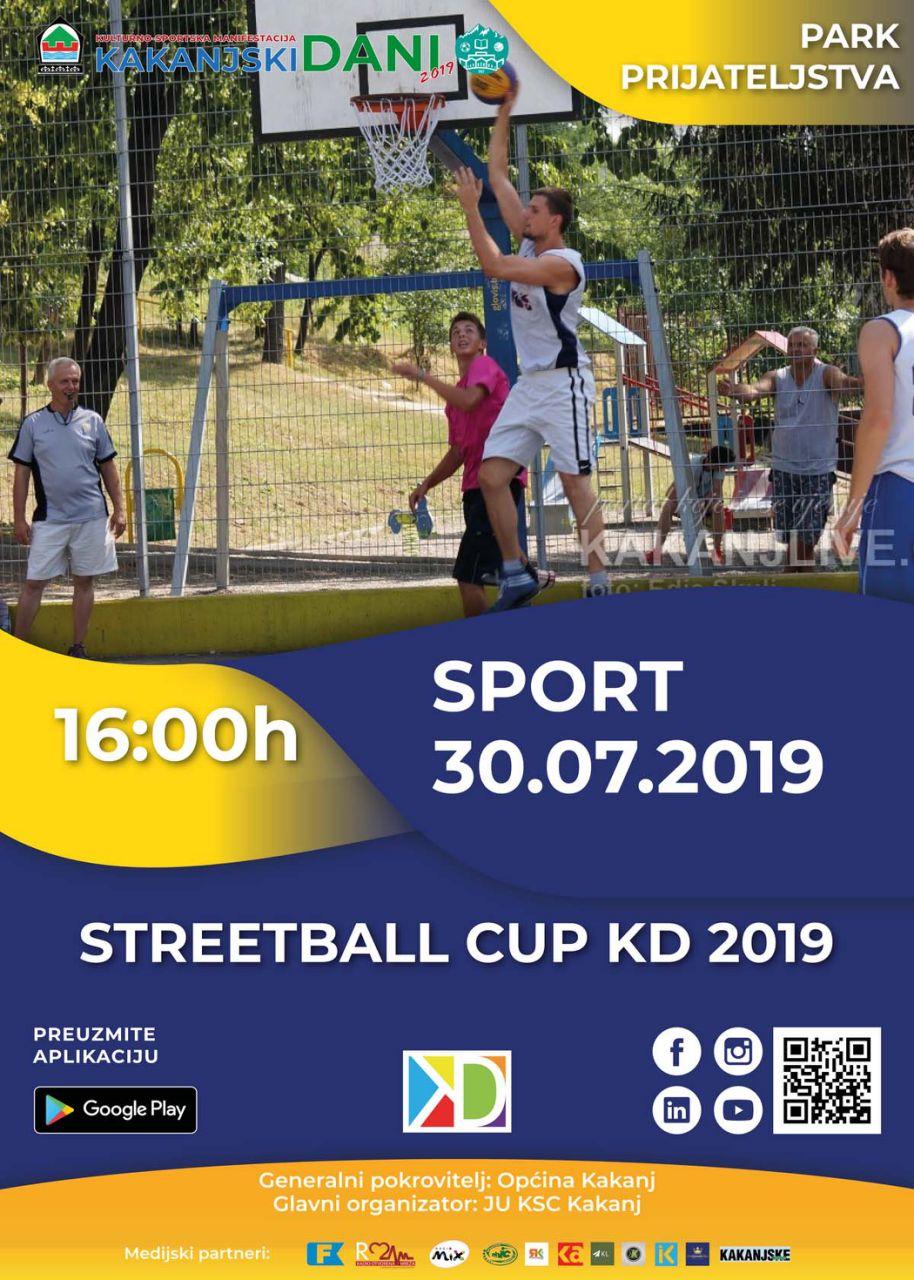 """KD2019: """"Streetball kup KD 2019"""""""