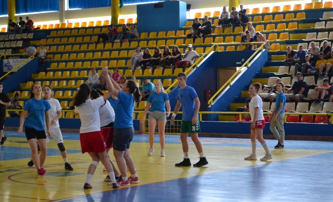 KD2019: Održan turnir u rukometu