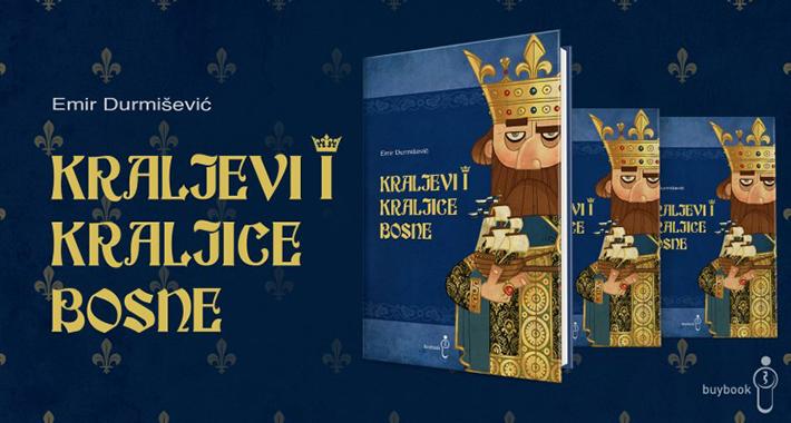 """Radionice, izložba i promocija knjige """"Kraljevi i kraljice Bosne"""""""
