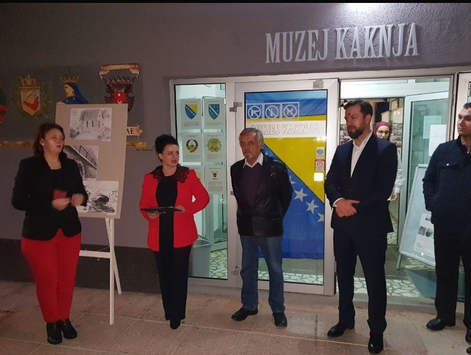 "Proglašeni najbolji likovni radovi na temu ""Moja domovina Bosna i Hercegovina"""