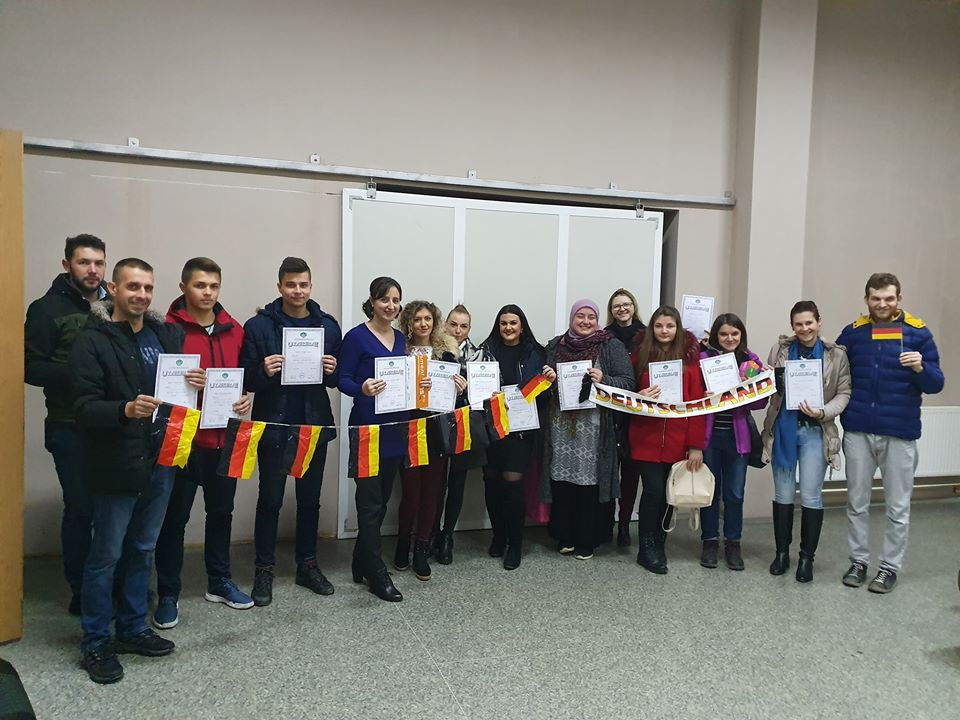 Edukativni kursevi u JU KSC Kakanj – Prijave u toku