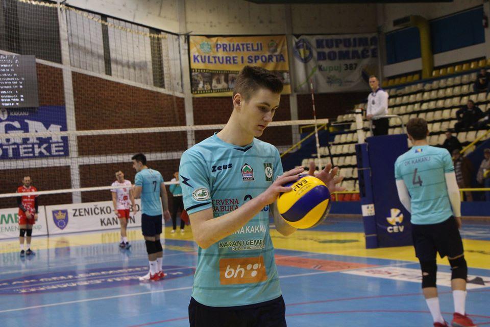 """U subotu utakmica između OK """"Kakanj 78"""" i OK """"Maglić"""" u Sportskoj dvorani KSC Kakanj"""