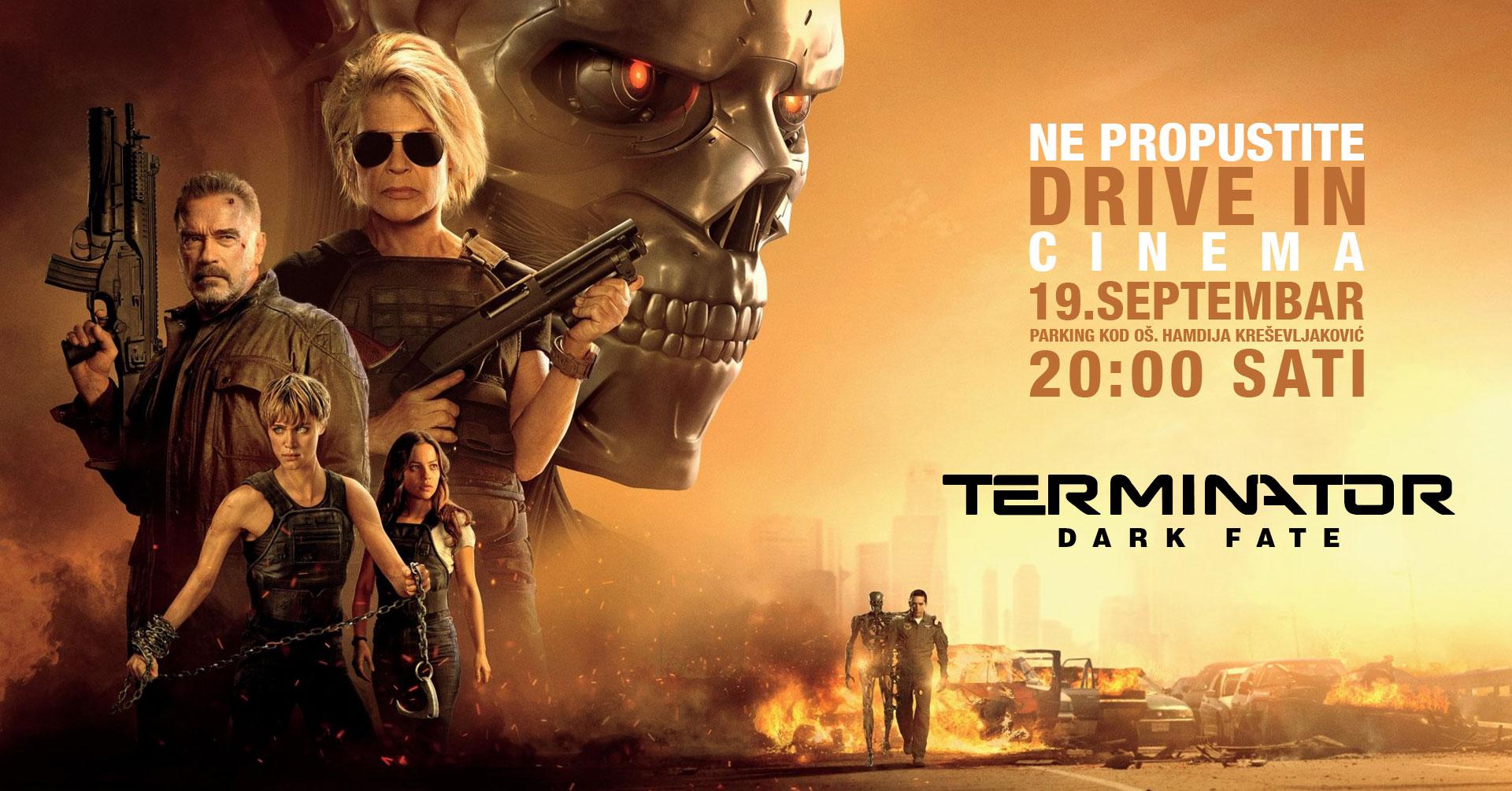 Drive-in Cinema ponovo u Kaknju