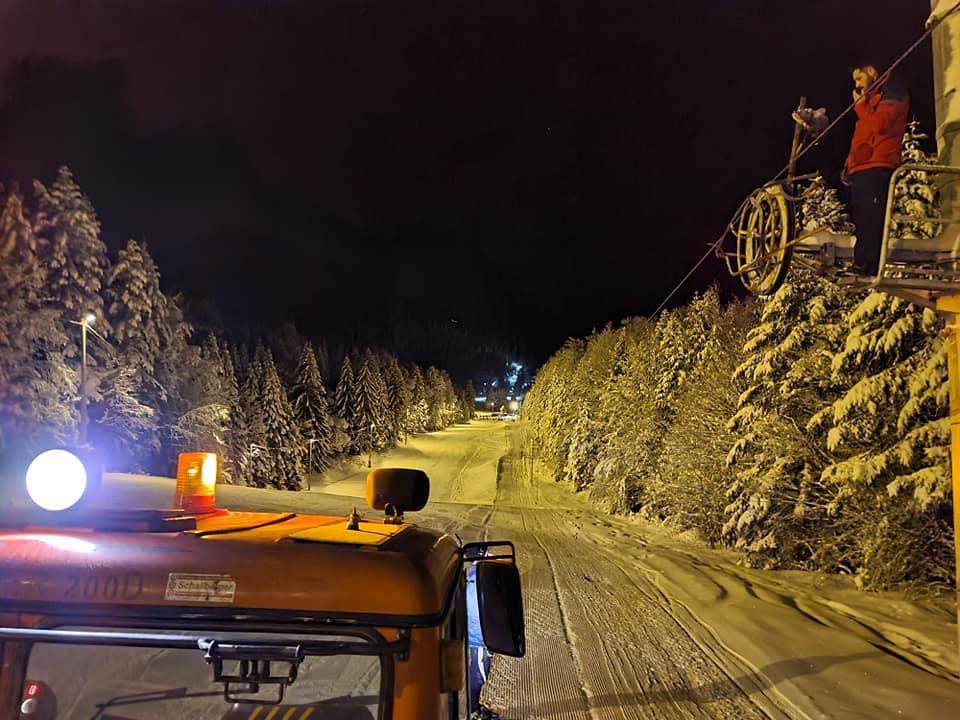 Pogledajte kada možete skijati na Ponijerima