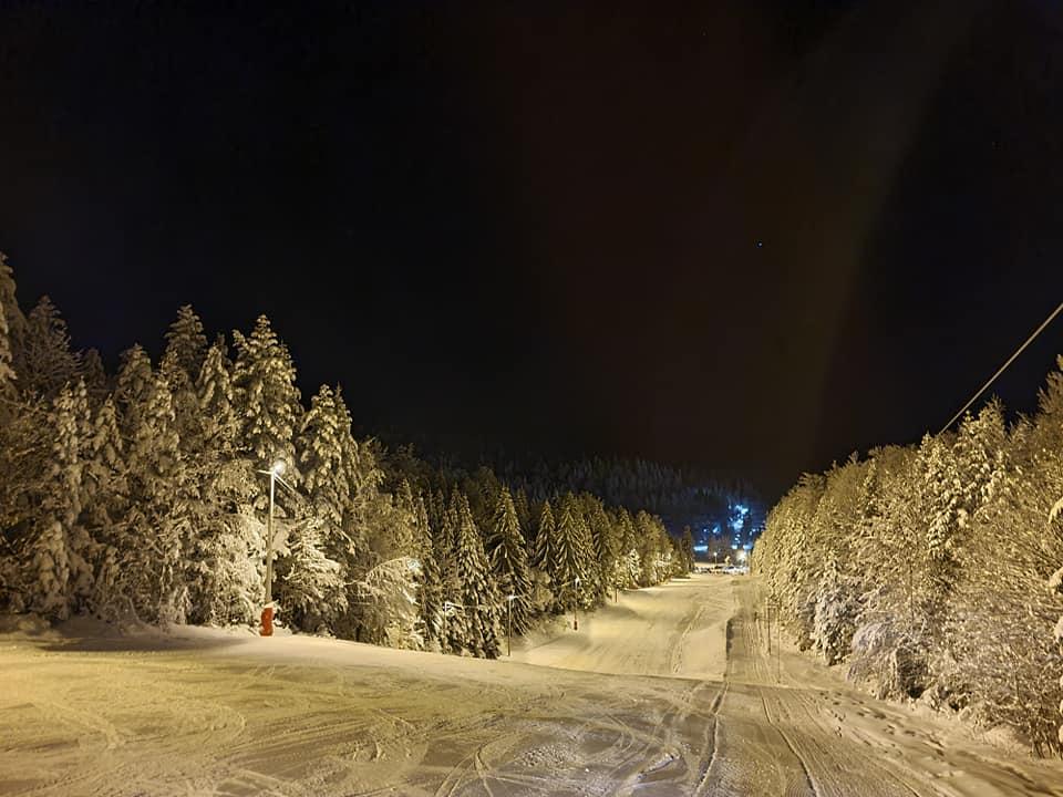 Novi raspored za rad ski lifta na Ponijerima