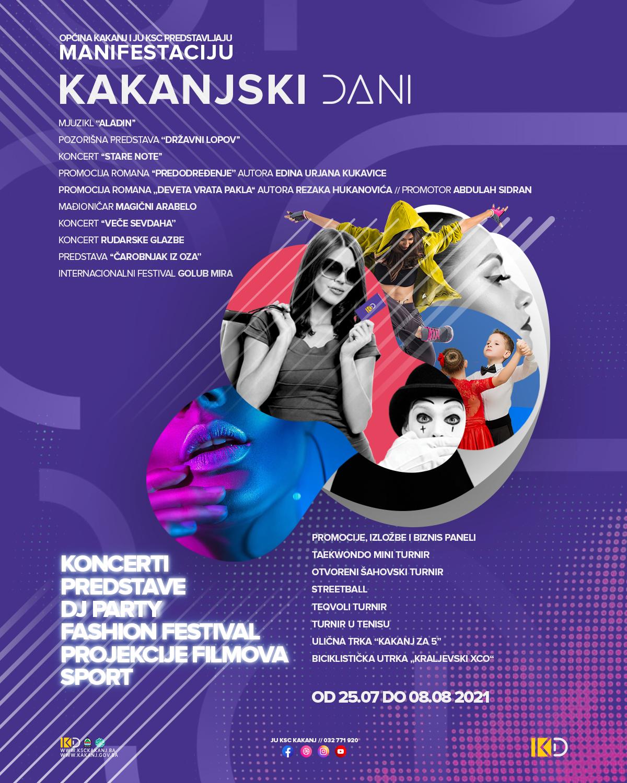 KD2021: Kontakt brojevi za prijave na sportske aktivnosti