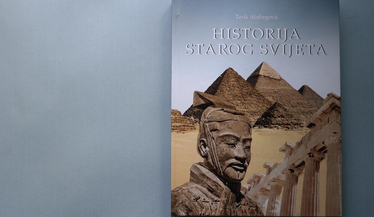 Predstavljamo Historiju starog svijeta